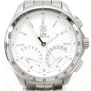 TAG HEUER 〈タグ・ホイヤー〉 Link Caliber S Watch