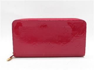 LOUIS VUITTON 〈ルイヴィトン〉 Zippy Long Wallet Round Purse