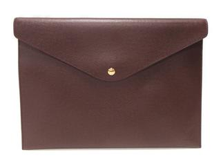 LOUIS VUITTON 〈ルイヴィトン〉 Document case clutch bag