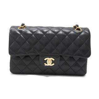 CHANEL〈シャネル〉Matelasse W flap CC chain shoulder bag