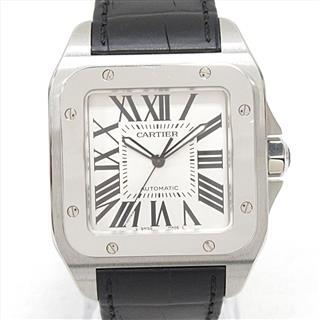 Cartier〈カルティエ〉Santos 100 Wrist Watch