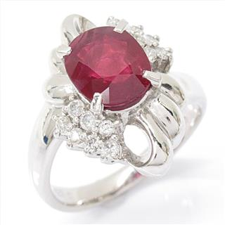 JEWELRY 〈ジュエリー〉 Ruby Ring