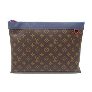 LOUIS VUITTON〈ルイヴィトン〉Pochette Apollo Clutch Bag Pouch