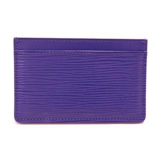 LOUIS VUITTON〈ルイヴィトン〉Porte carte card Case