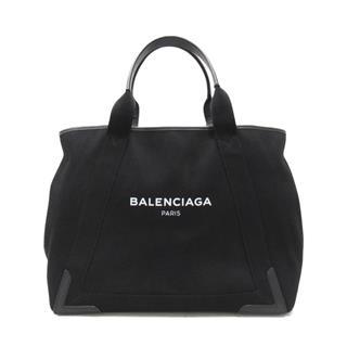 BALENCIAGA〈バレンシアガ〉Navy Cabas M Tote Bag
