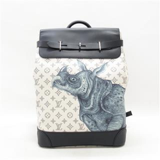 LOUIS VUITTON 〈ルイヴィトン〉 Steamer backpack rucksack