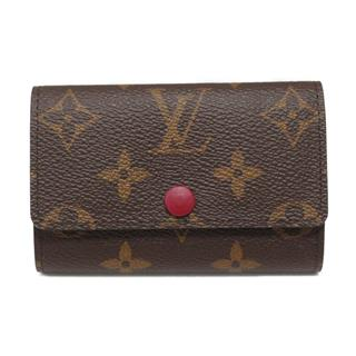 LOUIS VUITTON 〈ルイヴィトン〉 Multicules 6 key case