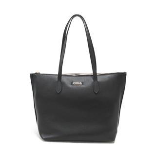 FURLA〈フルラ〉tote shoulder hand bag logo