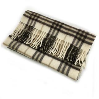 BURBERRY〈バーバリー〉London muffler scarf wrap check plaid