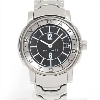 BVLGARI 〈ブルガリ〉 Solo Tempo Watch Watch