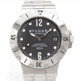 BVLGARI〈ブルガリ〉Diagono Scuba Watch Watch