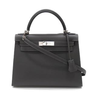 HERMES〈エルメス〉Kelly 28 2way shulder hand bag Outside Stitched
