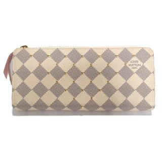 LOUIS VUITTON〈ルイヴィトン〉Portefeuille Clemence Round wallet