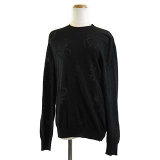 Dior〈クリスチャン・ディオール〉kaws knitwear sweater round neck S size