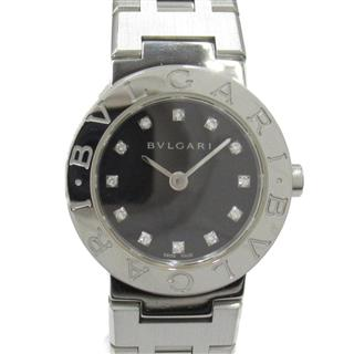 BVLGARI 〈ブルガリ〉 Bvlgari 12P Diamond Watch