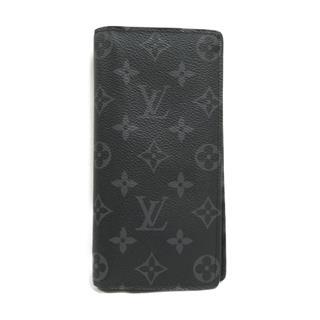 LOUIS VUITTON〈ルイヴィトン〉Portefeuille Brazza Bi-Fold Wallet