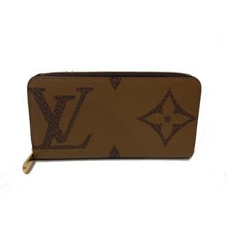 LOUIS VUITTON〈ルイヴィトン〉Zippy around long wallet Purse