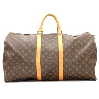 LOUIS VUITTON〈ルイヴィトン〉Keepall 55 Travel Boston Hand Bag