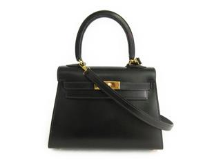 HERMES 〈エルメス〉 Mini Kelly Handbag Shoulderbag