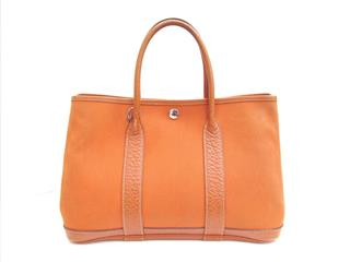 HERMES 〈エルメス〉 Garden Party TPM 2way shoulderbag Handbag