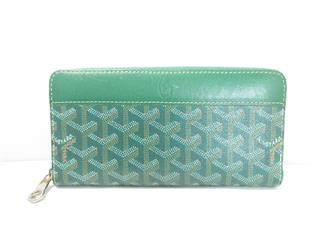 GOYARD 〈ゴヤール〉 Zip Around GM Wallet
