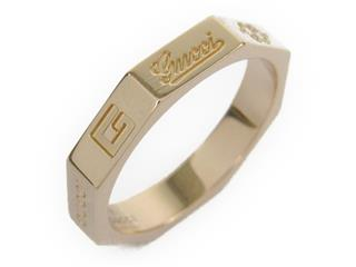 GUCCI〈グッチ〉GUCCI Octagonal Ring