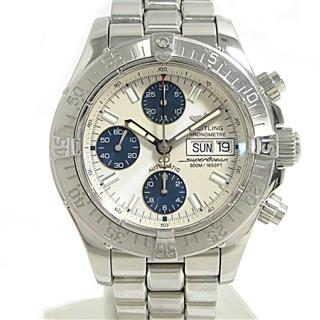 BREITLING 〈ブライトリング〉 Chrono SuperOcean Wrist Watch