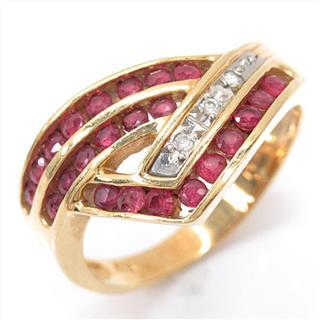 JEWELRY〈ジュエリー〉Colored stone ring