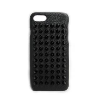 Christian louboutin 〈クリスチャン・ルブタン〉 iPhone case spike studds