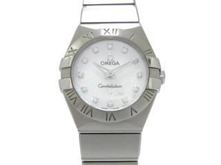OMEGA〈オメガ〉Constellation 12P Diamond Watch Watch
