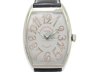 FRANCK MULLER 〈フランク・ミュラー〉 Tonneau Curvex Sunset Watch