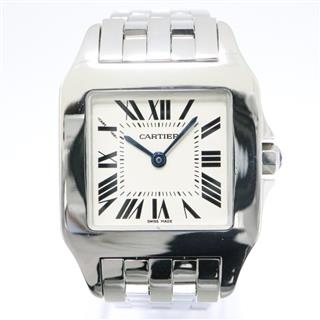 Cartier 〈カルティエ〉 Santos Demoiselle LM Wrist Watch
