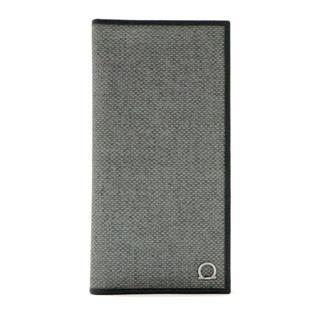 Salvatore Ferragamo〈サルヴァトーレ・フェラガモ〉Long wallet bi fold
