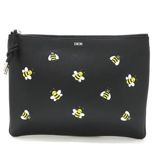 Dior 〈クリスチャン・ディオール〉 KAWS collaboration clutch back second bag