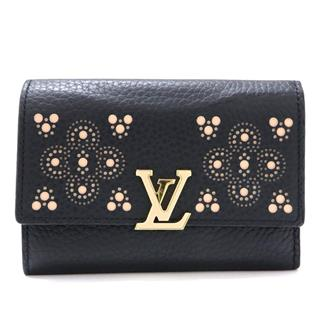 LOUIS VUITTON〈ルイヴィトン〉Portofeuille Capucines Compact Tri fold wallet