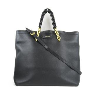 TOM FORD 〈トムフォード〉 2way shoulder bag tote bag