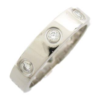 Cartier〈カルティエ〉Love ring full diamond ring ring
