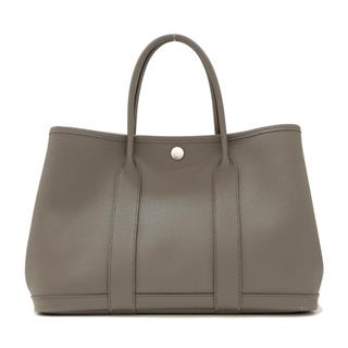 HERMES 〈エルメス〉 Garden Party TPM Shoulderless Tote Bag