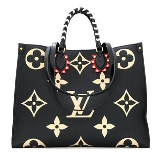 LOUIS VUITTON 〈ルイヴィトン〉 On the Go GM 2way Tote Bag