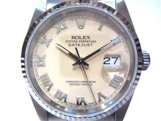 ROLEX〈ロレックス〉Datejust Watch