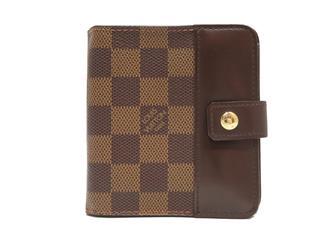 LOUIS VUITTON〈ルイヴィトン〉Compact Zip Wallet