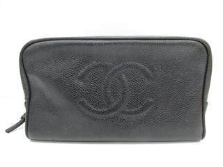 CHANEL 〈シャネル〉 Pouch makeup pouch