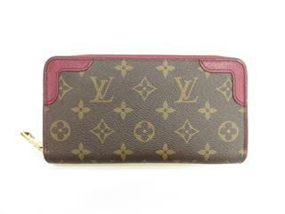 LOUIS VUITTON 〈ルイヴィトン〉 Zippy Wallet Retiro