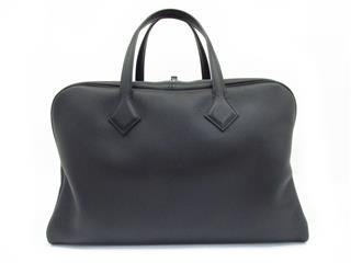 HERMES〈エルメス〉Victoria2 43 Boston handbag