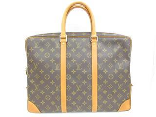 LOUIS VUITTON〈ルイヴィトン〉Porto Document Man Voway Business Bag