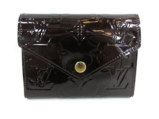 LOUIS VUITTON 〈ルイヴィトン〉 Portofiilles Victorinne Trifold Wallet