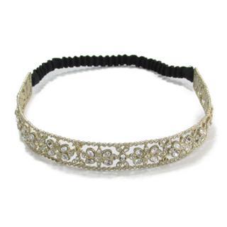 CHANEL〈シャネル〉09A headband