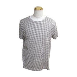 HERMES 〈エルメス〉 T-shirt short sleeves round neck XL
