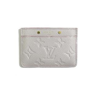 LOUIS VUITTON〈ルイヴィトン〉Porte-cartes Simple card case holder