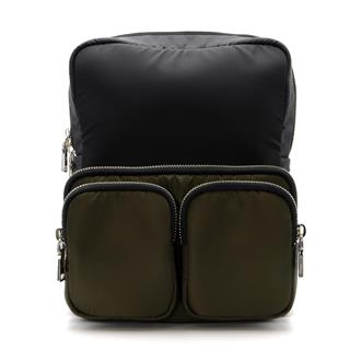 PRADA〈プラダ〉Rucksack backpack with pouch